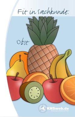 Fit in Sachkunde: Obst von Myrenne-Ballin,  Doris