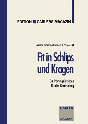 Fit in Schlips und Kragen von Behrend,  Susanne, Mummert & Partner