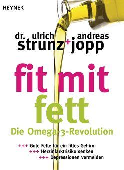 Fit mit Fett von Jopp,  Andreas, Strunz,  Ulrich