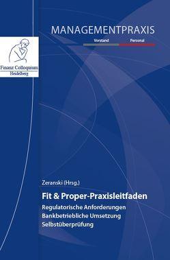Fit & Proper-Praxisleitfaden von Zeranski,  Prof. Dr. Stefan