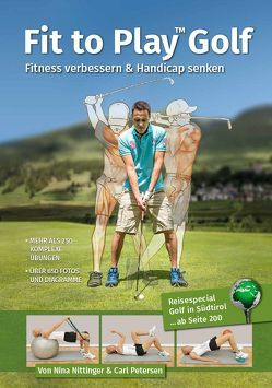 Fit to Play Golf von Carl,  Petersen, Nittinger,  Nina