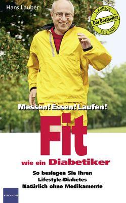 Fit wie ein Diabetiker von Lauber,  Hans
