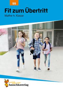 Fit zum Übertritt – Mathe 4. Klasse von Harder,  Tina, Specht,  Gisela
