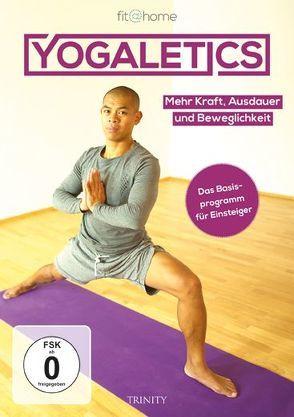 fit@home – Yogaletics – Das Basisprogramm für Einsteiger
