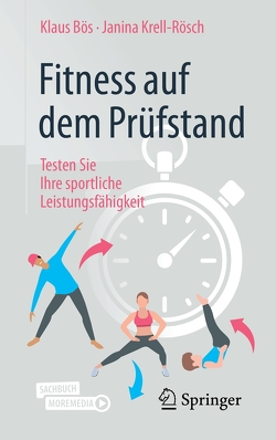Fitness auf dem Prüfstand von Bös,  Klaus, Krell-Rösch,  Janina