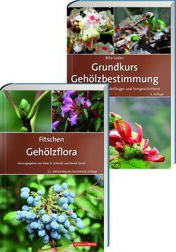 Fitschen – Gehölzflora 13. Auflage + Grundkurs Gehölzbestimmung 3. Auflage von Quelle & Meyer Verlag