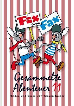 Fix und Fax 11 von Kieser,  Jürgen, Schleiter,  Klaus D