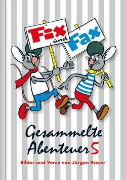 Fix und Fax 5 von Kieser,  Jürgen, Klaus D Schleiter