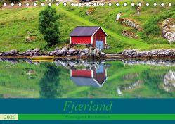 Fjærland – Norwegens Bücherstadt (Tischkalender 2020 DIN A5 quer) von Seidl,  Helene