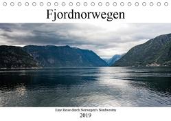Fjordnorwegen (Tischkalender 2019 DIN A5 quer) von Helmut Gulbins,  Dr.