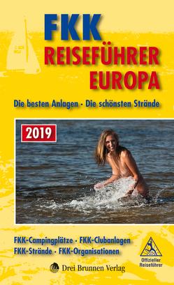 FKK Reiseführer Europa 2019 von Müller,  Emmerich