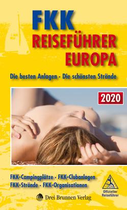 FKK Reiseführer Europa 2020 von Müller,  Emmerich