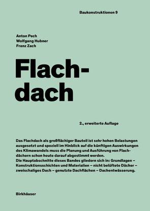 Flachdach von Pech,  Anton