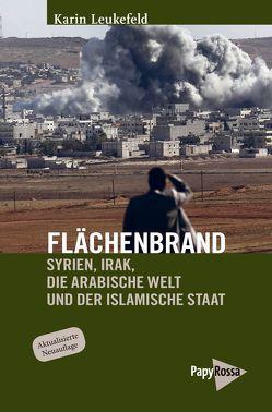 Flächenbrand von Leukefeld,  Karin