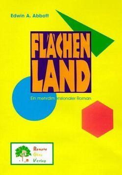 Flächenland von Abbot,  Edwin A, Kalka,  Joachim