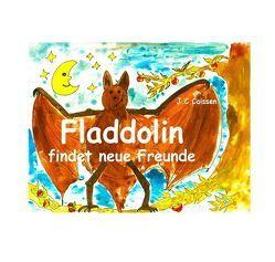 Fladdolin findet neue Freunde von Caissen,  J.C.