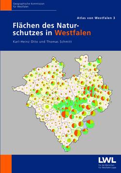 Flächen des Naturschutzes in Westfalen von Otto,  Karl-Heinz, Schmitt,  Thomas