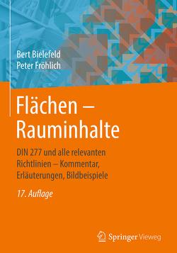 Flächen – Rauminhalte von Bielefeld,  Bert, Fröhlich,  Peter