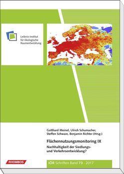 Flächennutzungsmonitoring IX von Meinel,  Gotthard, Richter,  Benjamin, Schwarz,  Steffen