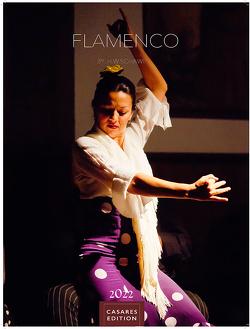Flamenco color 2022 50x35cm von Schawe,  Heinz-werner