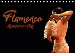 Flamenco. Spanischer Tanz (Tischkalender 2018 DIN A5 quer) von Landsherr,  Uli