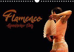 Flamenco. Spanischer Tanz (Wandkalender 2018 DIN A4 quer) von Landsherr,  Uli