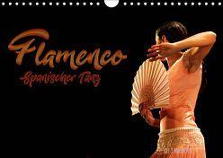 Flamenco. Spanischer Tanz (Wandkalender 2019 DIN A4 quer) von Landsherr,  Uli