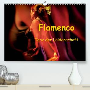 Flamenco – Tanz der Leidenschaft (Premium, hochwertiger DIN A2 Wandkalender 2021, Kunstdruck in Hochglanz) von Dürr / Gabi Hampe,  Brigitte