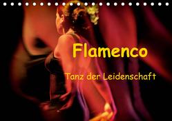 Flamenco – Tanz der Leidenschaft (Tischkalender 2020 DIN A5 quer) von Dürr / Gabi Hampe,  Brigitte