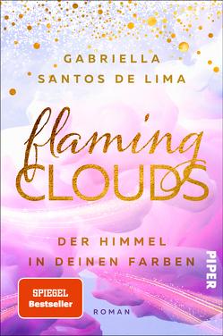 Flaming Clouds – Der Himmel in deinen Farben von Santos de Lima,  Gabriella