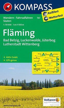 Fläming von KOMPASS-Karten GmbH