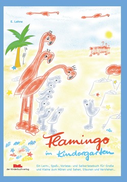 Flamingo im Kindergarten