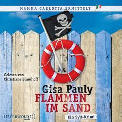 Flammen im Sand (Mamma Carlotta 4) von Blumhoff,  Christiane, Pauly,  Gisa