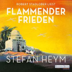 Flammender Frieden von Heym,  Stefan, Robben,  Bernhard, Stadlober,  Robert