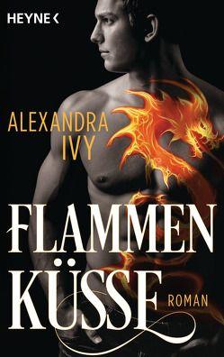 Flammenküsse von Brammertz,  Beate, Ivy,  Alexandra