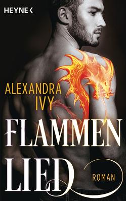 Flammenlied von Brammertz,  Beate, Ivy,  Alexandra