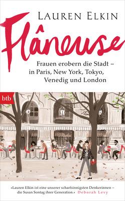 Flâneuse von Elkin,  Lauren, Röser,  Cornelia
