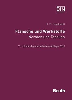 Flansche und Werkstoffe von Engelhardt,  Hans-Dieter
