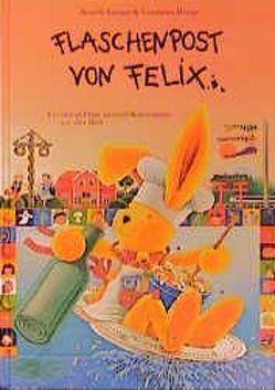 Flaschenpost von Felix von Droop,  Constanza, Langen,  Annette, Teubner,  Odette