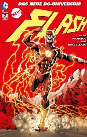 Flash von Buccellato,  Brian, Manapul,  Francis