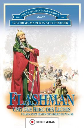 Flashman und der Berg des Lichts von Compart,  Martin, Fraser,  George MacDonald, Vrbicky,  Marion