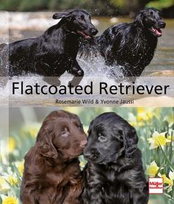 Flatcoated Retriever von Jaussi,  Yvonne, Wild,  Rosemarie
