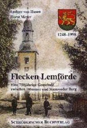 Flecken Lemförde von Husen,  Ludger von, Meyer,  Horst, Schütz,  Martin