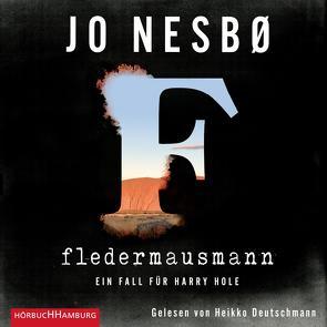 Fledermausmann (Ein Harry-Hole-Krimi 1) von Deutschmann,  Heikko, Frauenlob,  Günther, Nesbø,  Jo