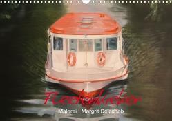 Fleetenkieker Malerei I Margrit Seischab (Posterbuch DIN A4 quer) von S M