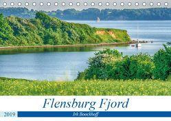 Flensburg Fjord (Tischkalender 2019 DIN A5 quer) von Boockhoff,  Irk