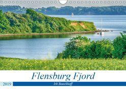 Flensburg Fjord (Wandkalender 2019 DIN A4 quer) von Boockhoff,  Irk