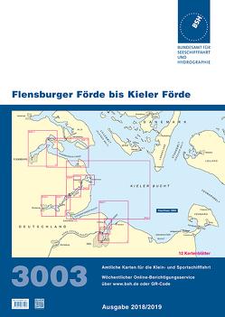 Flensburger Förde bis Kieler Förde von Bundesamt für Seeschifffahrt und Hydrographie