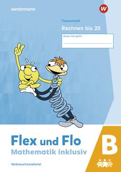 Flex und Flo – Mathematik inklusiv / Flex und Flo – Mathematik inklusiv Ausgabe 2021