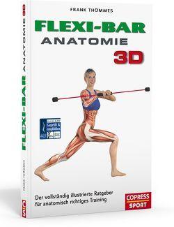 Flexi-Bar Anatomie 3D von Thömmes,  Frank